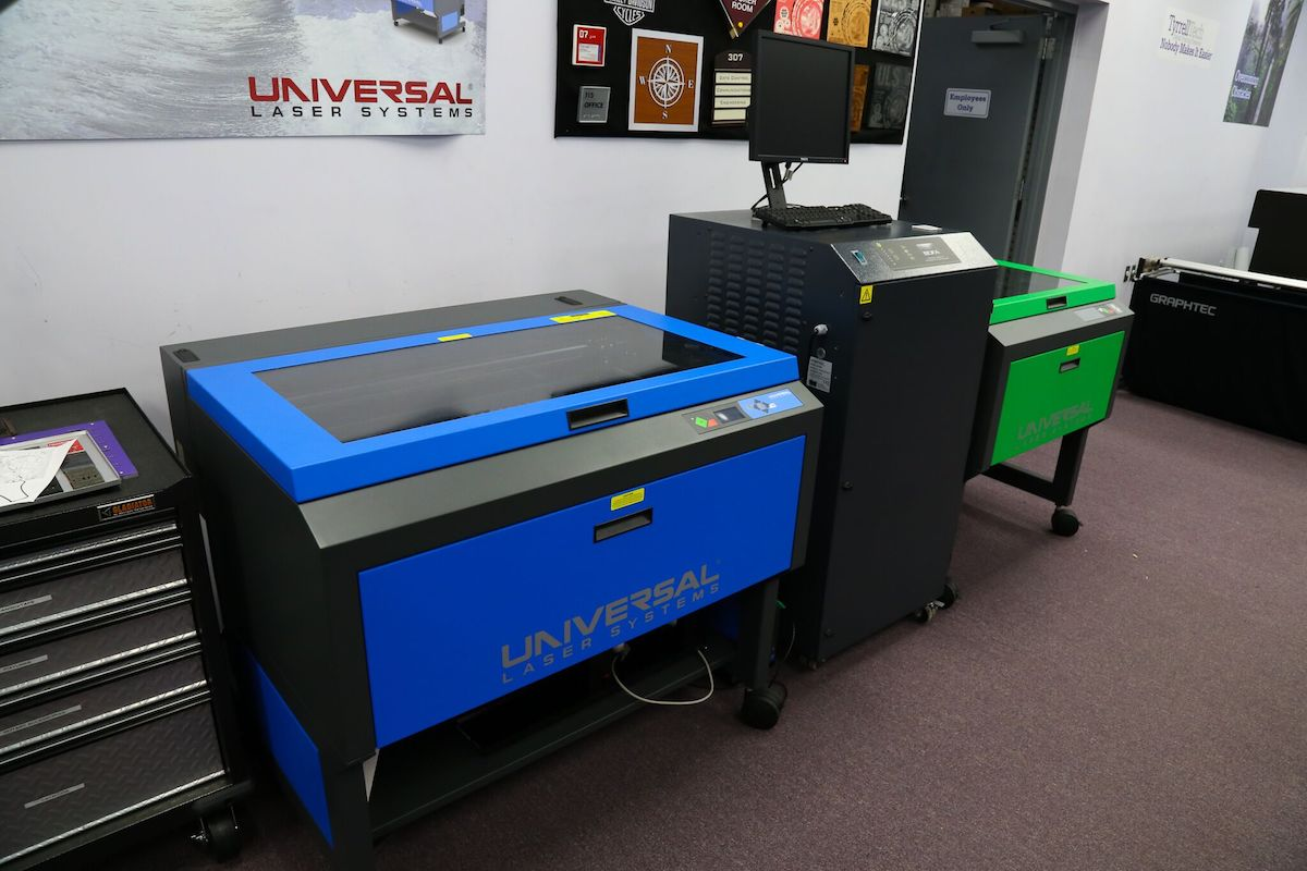 Laser Engraving, Oh the Possibilities!