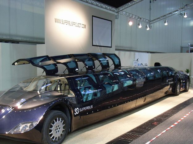 Luxury limo manufacturing