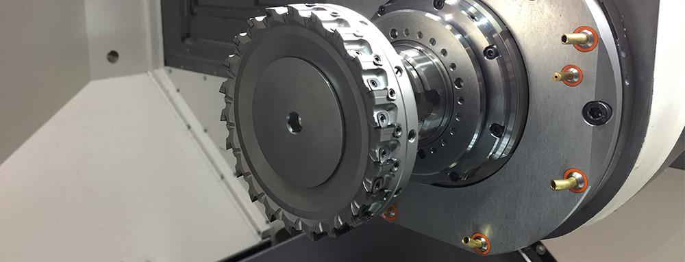 K Mill in CNC Milling machine