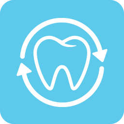 Complex Root Canal Icon
