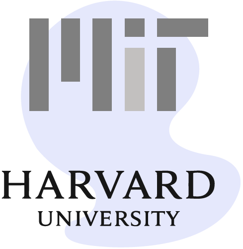 logo do MIT e da harvard university
