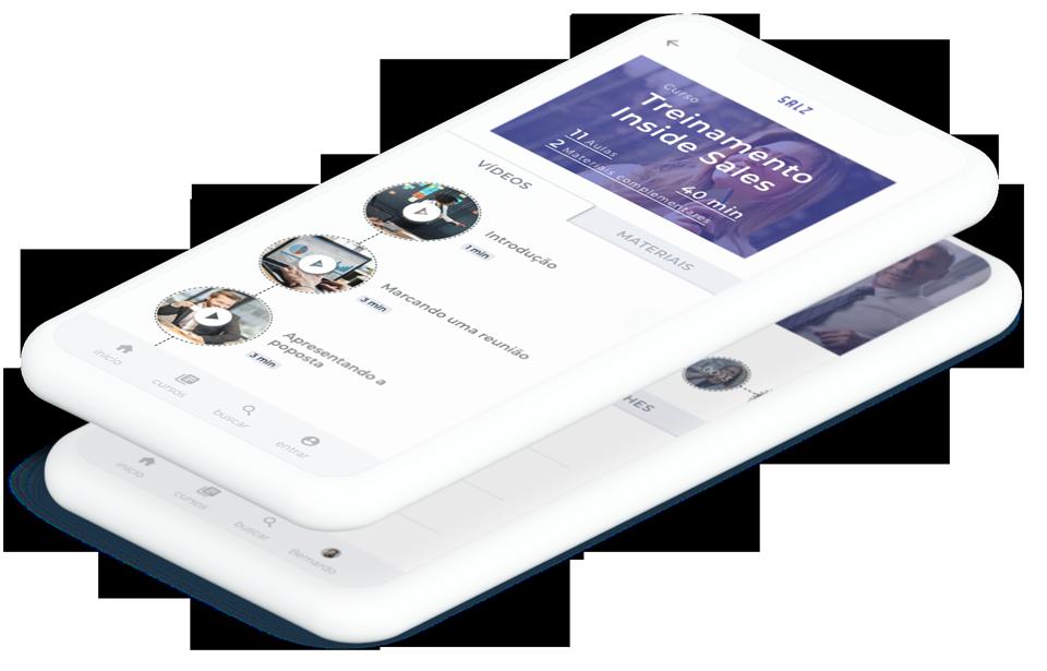 imagem de aplicativo personalizado