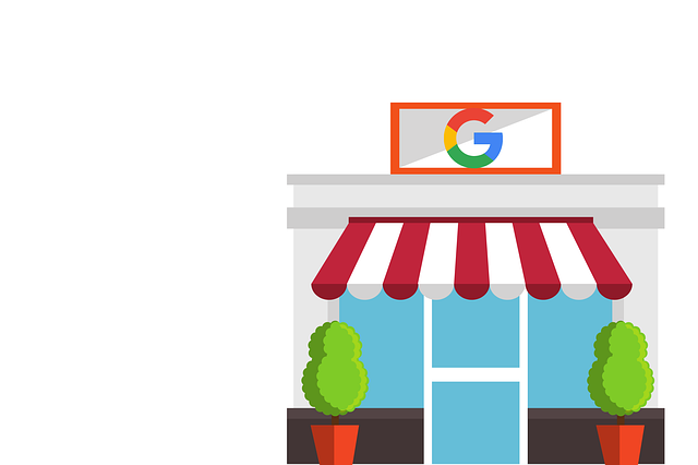 Google my business animated graphic