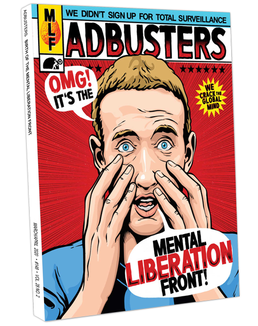 Adbusters #142 The Metameme Insurrection