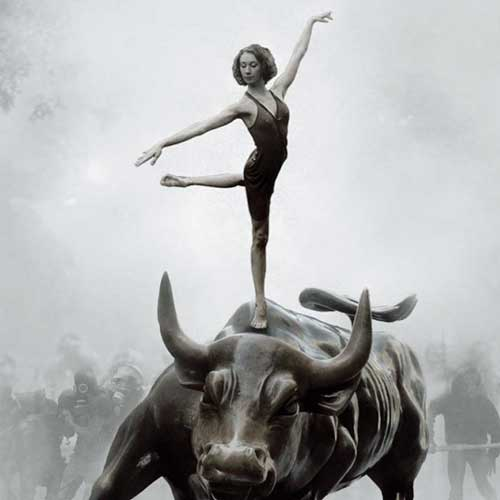 8th Anniversary of #OccupyWallStreet