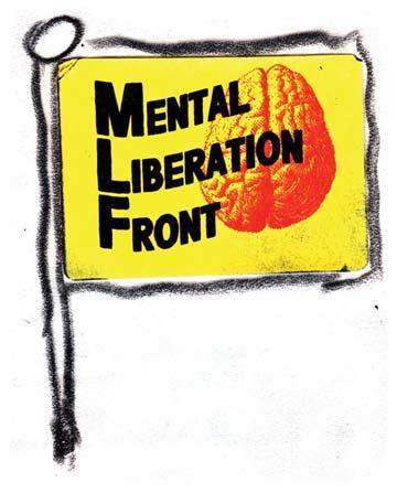 Mental Liberation Front flag