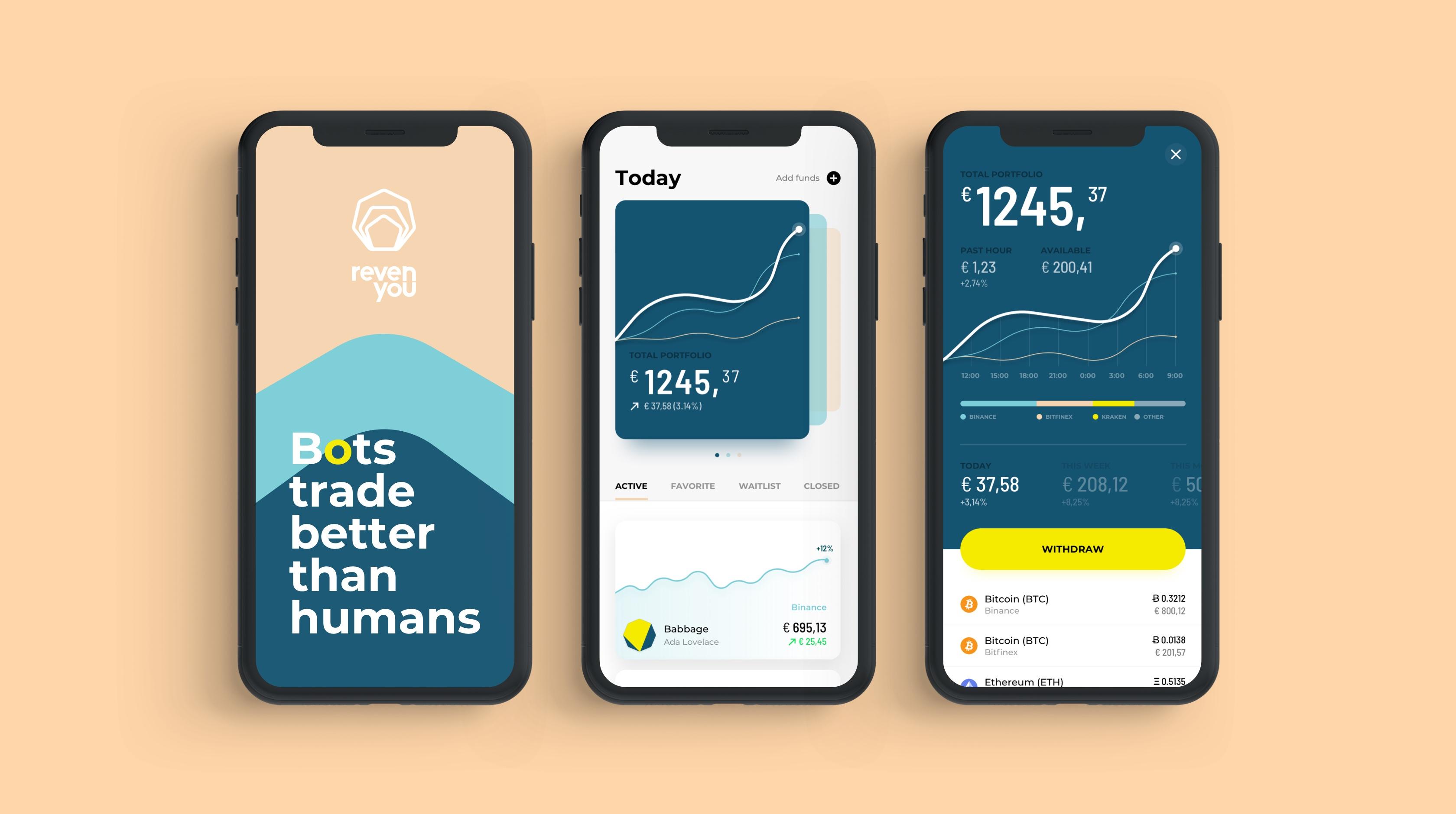 Bots trade better than humans