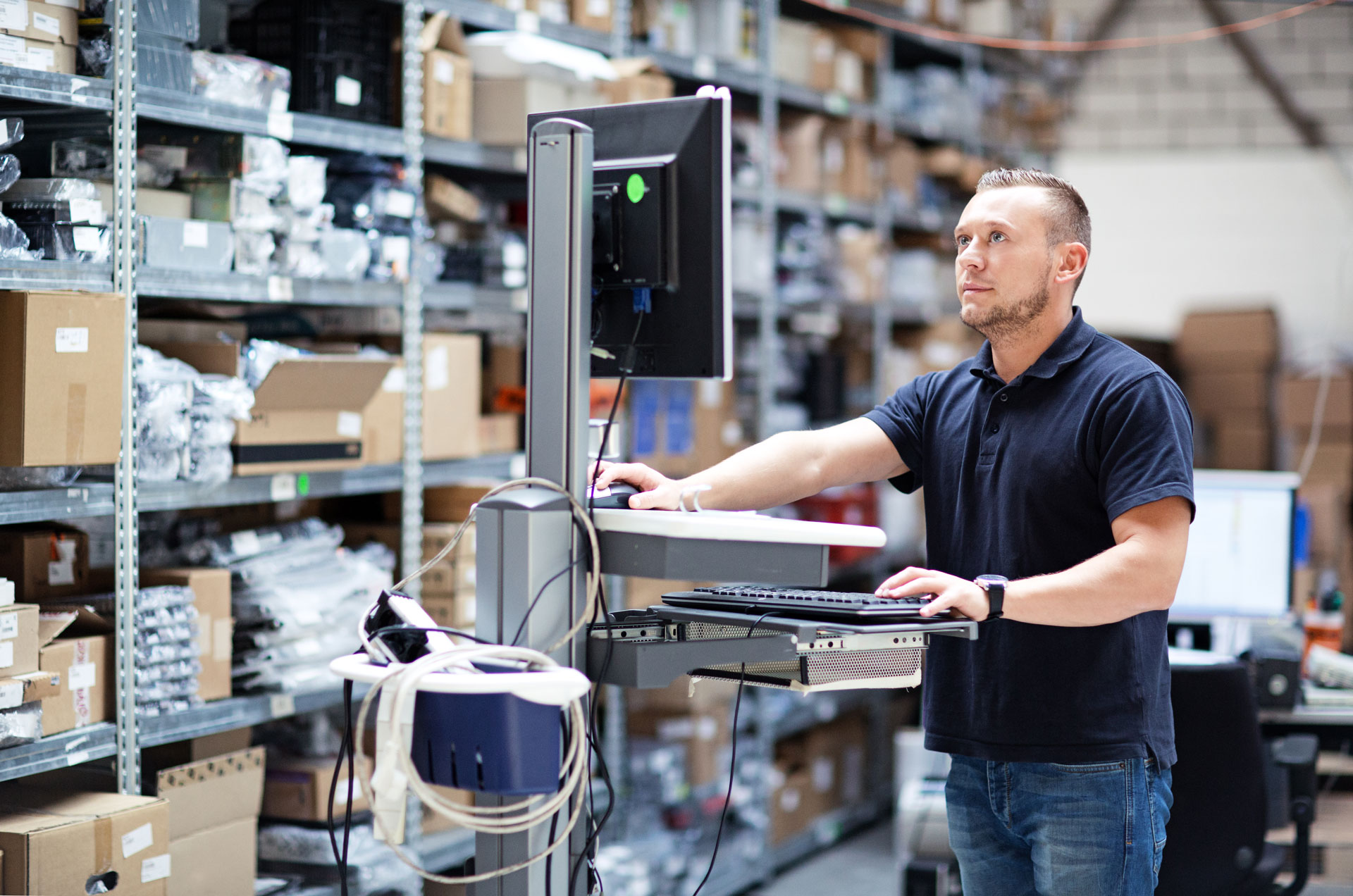Purchasing in an engineer-to-order environment - Part I