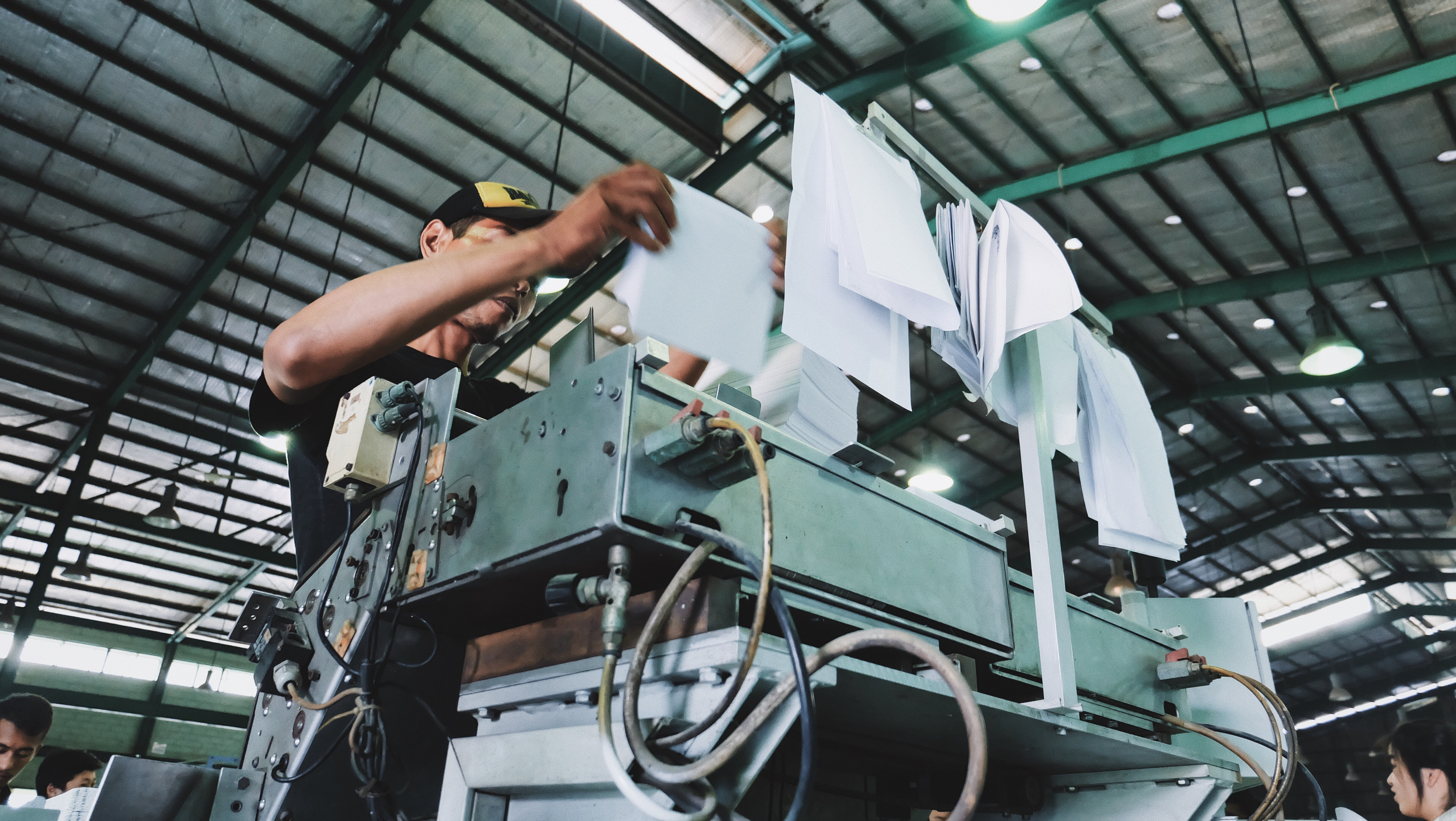 Leverage your data with an ERP system to help solve the manufacturing labor shortage