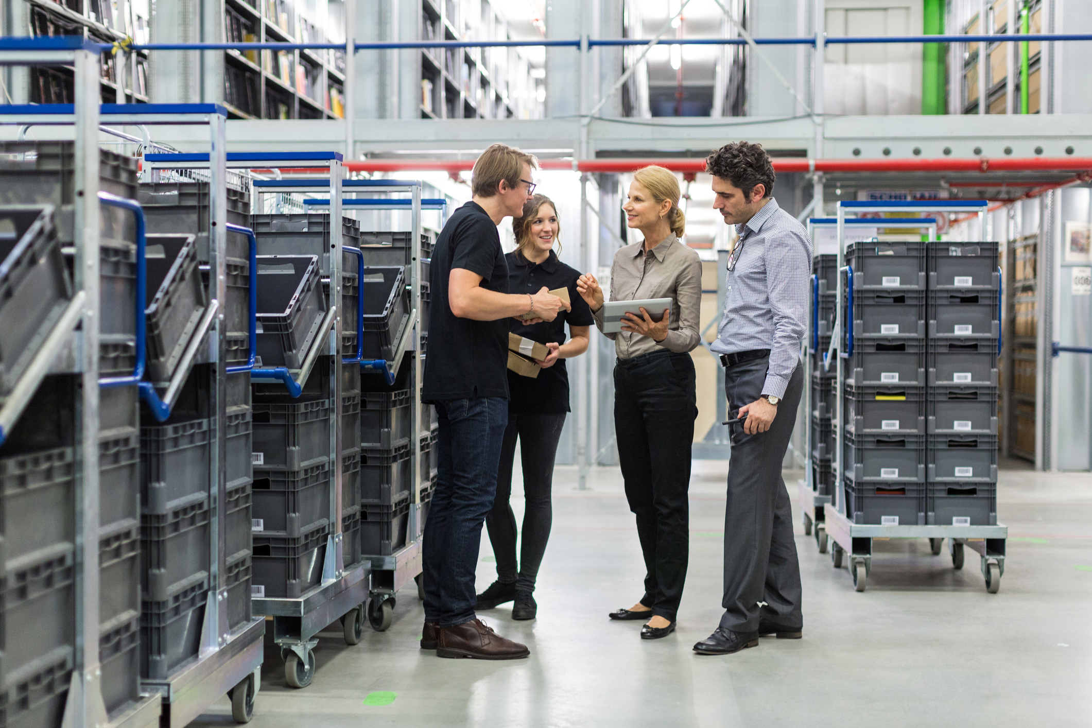 Manufacturing Industry Trends 2019