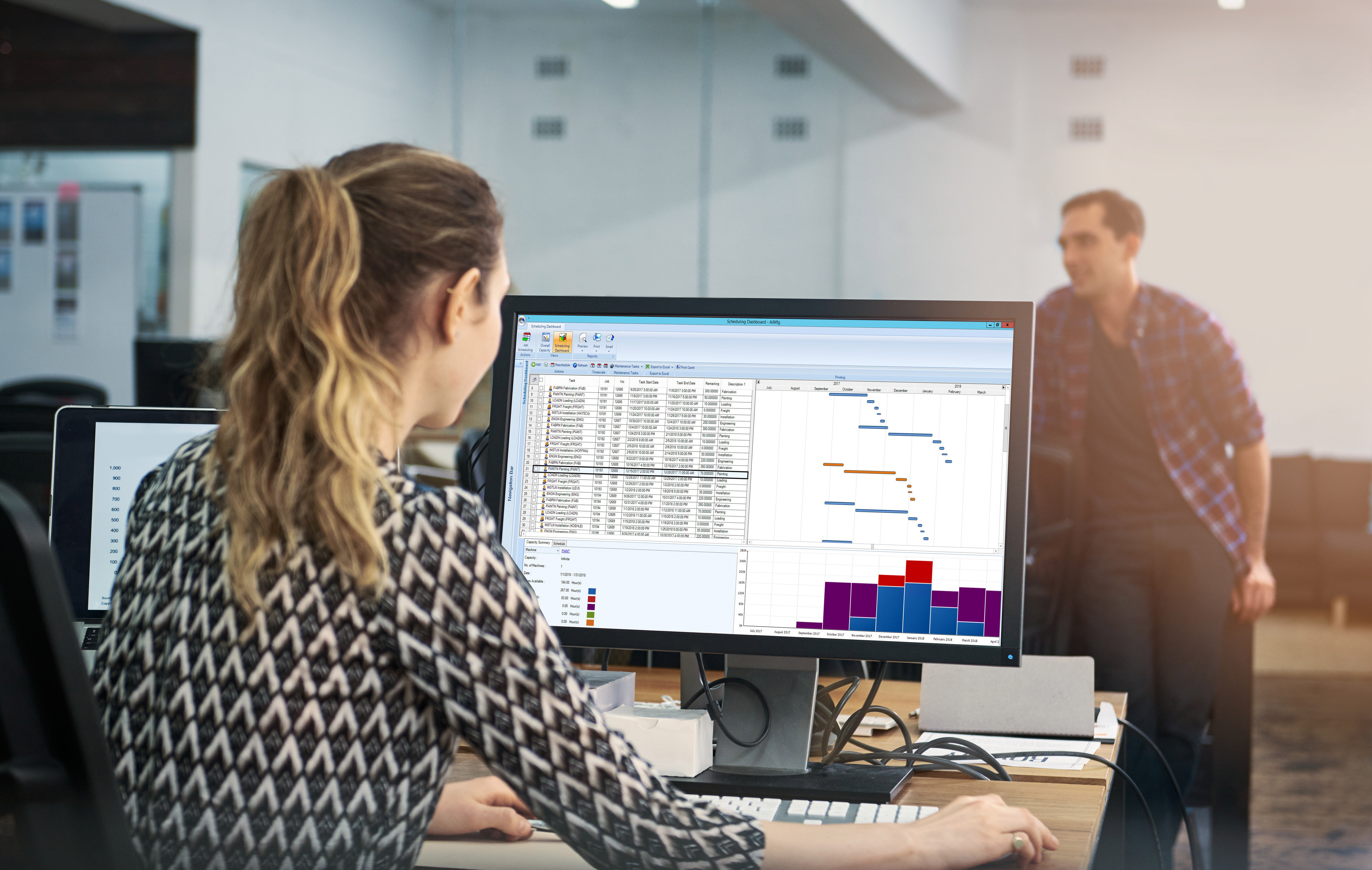 Deliver on time, every time with an ERP