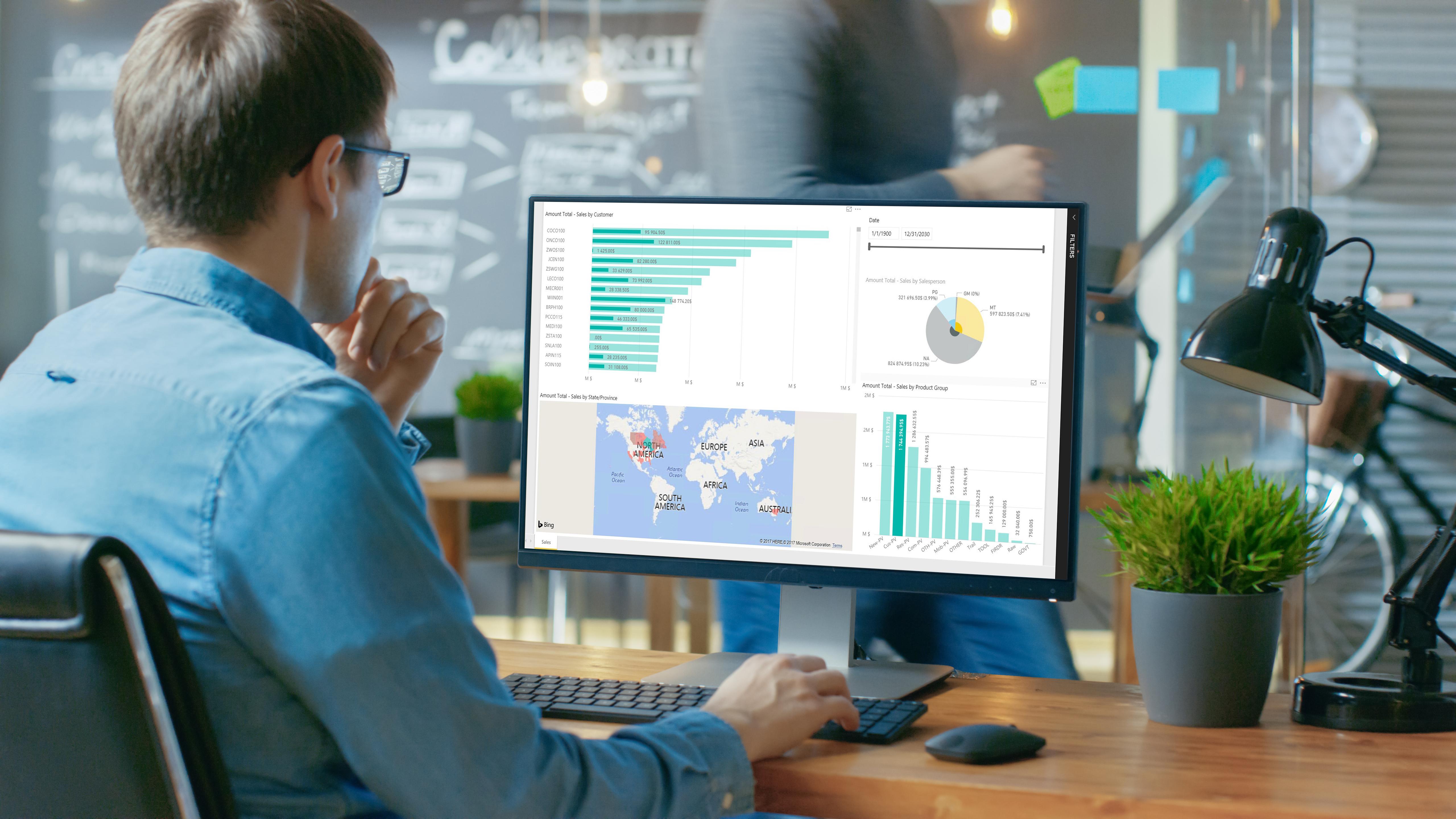 Un bon système ERP de fabrication sur mesure sera entièrement automatisé et vous permettra de transférer des données entre un système de CAD et votre ERP.