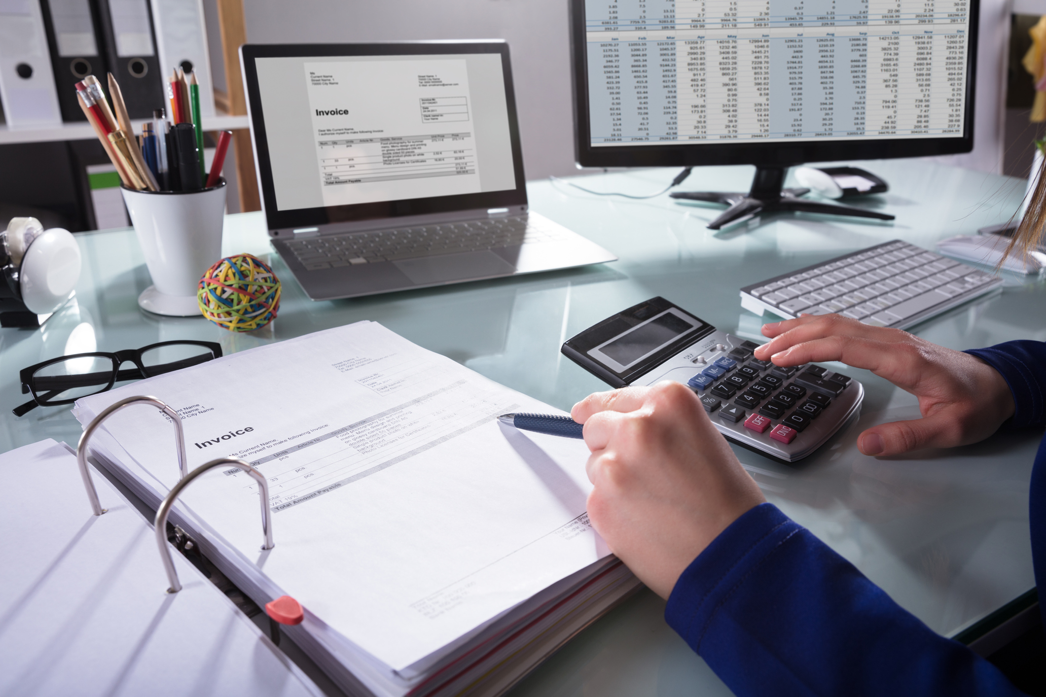 Top 5 reasons to use an ERP for all of your accounting needs