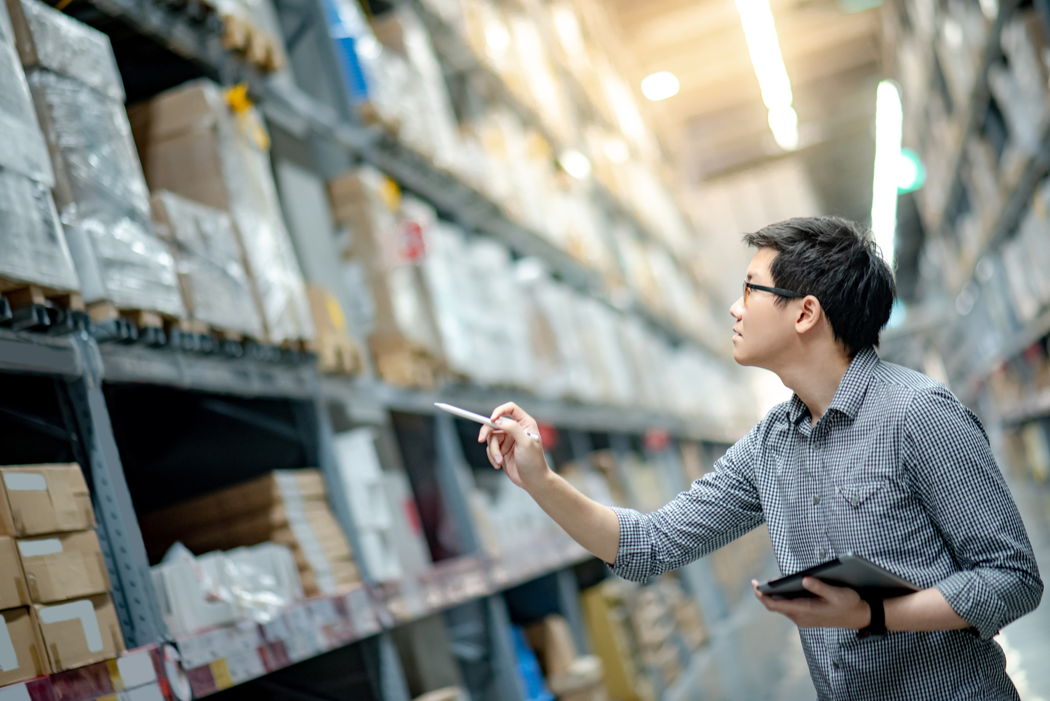 Inventory management is all about good habits