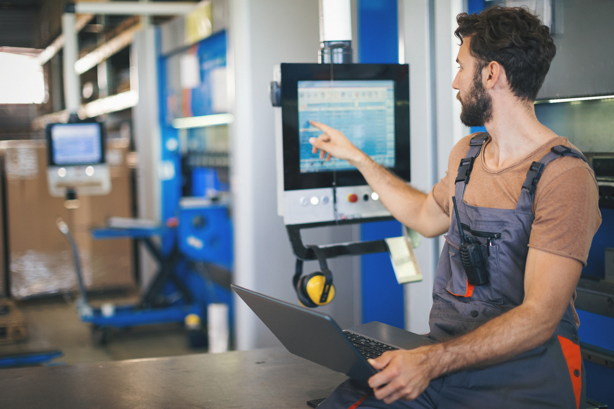 Industry 4.0: Are you ready?