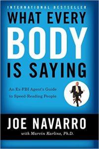 Joe navarro body language
