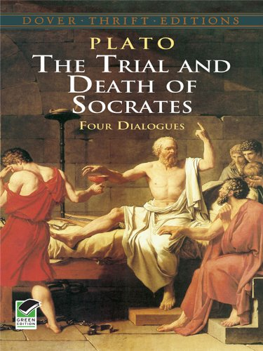 the events leading to socrates execution in the dialogue of the crito Crito is a dialogue written by the ancient greek philosopher plato in this case, a dialogue refers to an considered one of the earliest great works of literature, crito continues to be read widely by the entirety of crito takes place in socrates' prison cell, where he is awaiting execution at dawn for.
