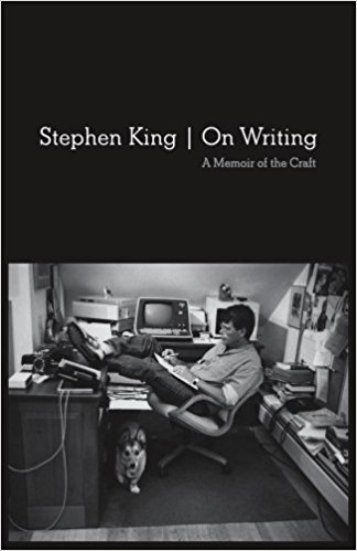 theme of on writing by stephen king