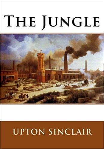 the jungle upton sinclair audiobook