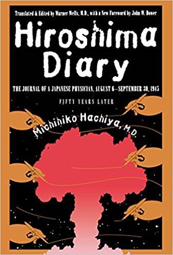 Hiroshima Diary by Michihiko Hachiya: Summary, Notes