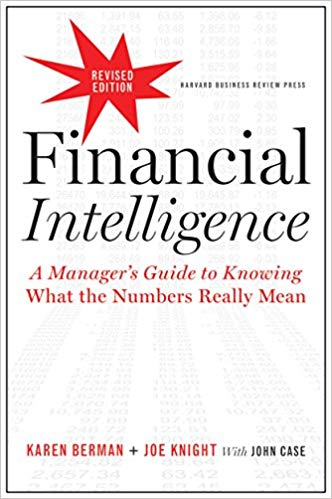 Financial Intelligence by Karen Berman and Joe Knight: Book