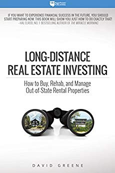 Summary of Long-Distance Real Estate Investing by David Greene - Nat