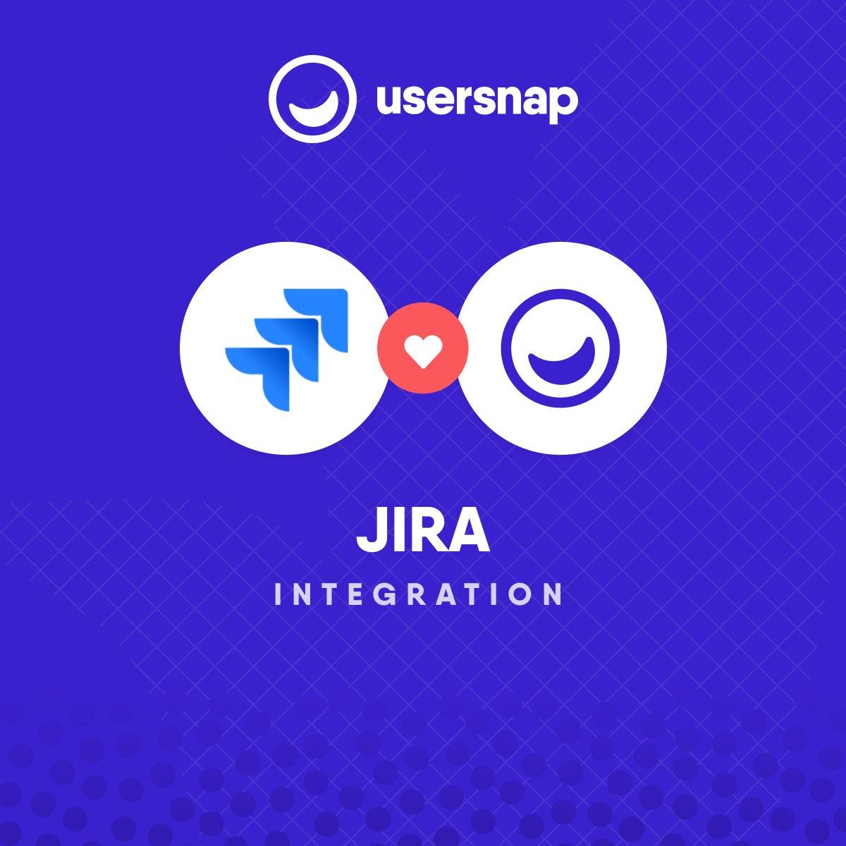 Jira Usersnap Modern Bug Tracking Amp Cx In 2018