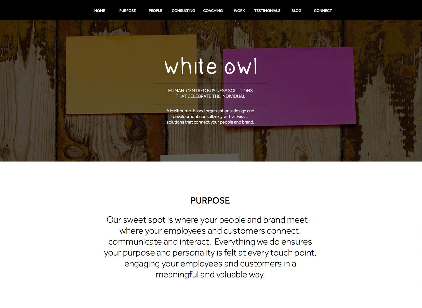 Squarespace Website Development