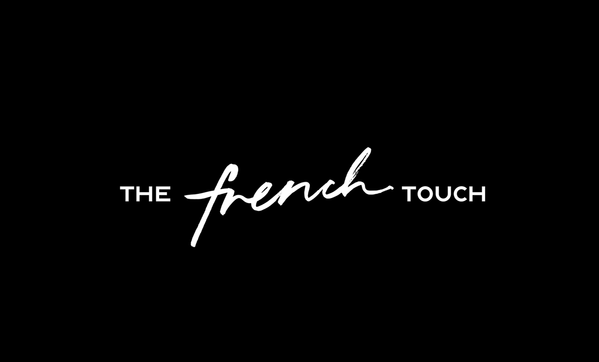Branding and Logo Design for The French Touch