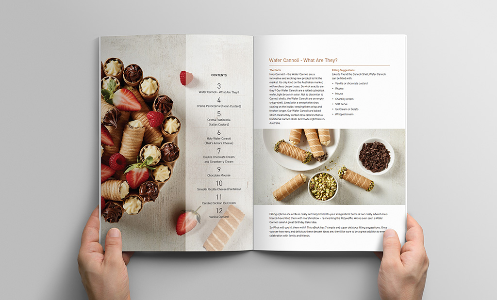 Altimate Foods' eBook Design