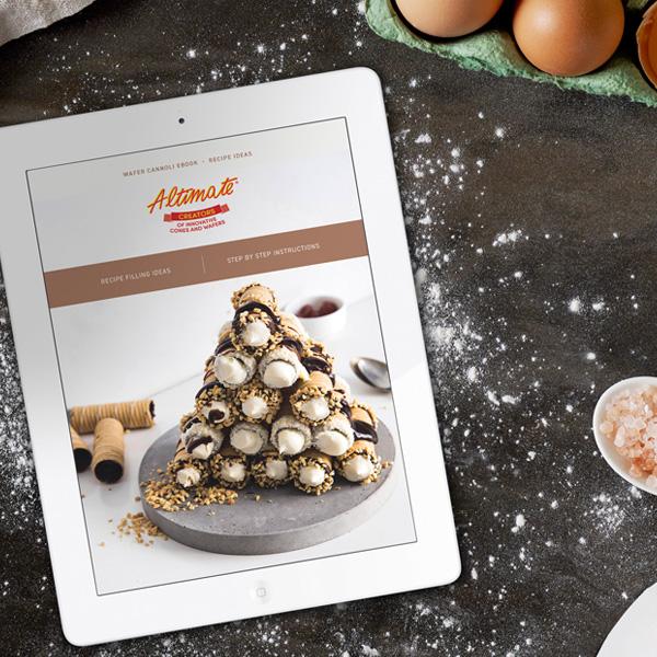 Altimate Foods' eBook Design