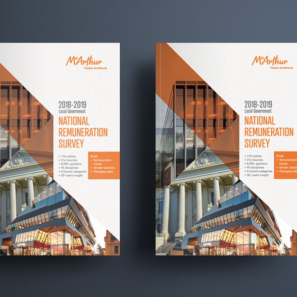 McArthur Publication Graphic Design