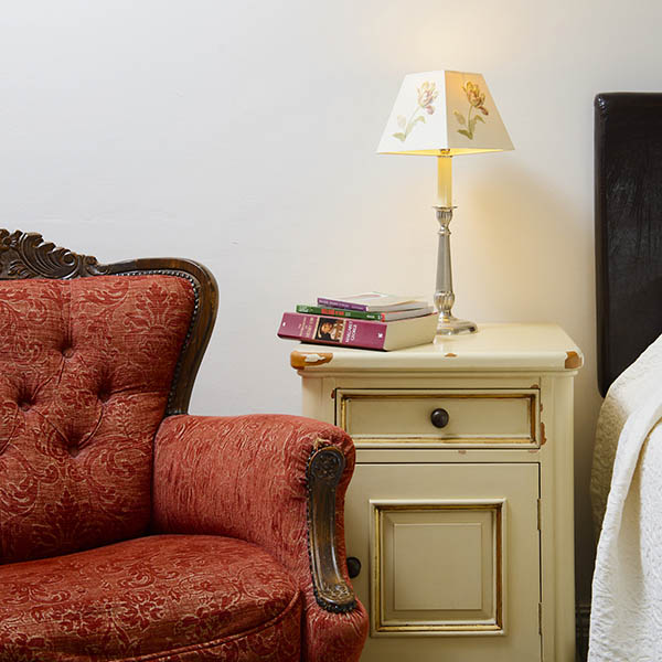The Armchair in the Traditional Room at Greenmount House B&B luxury accommodation in Dingle, Ireland