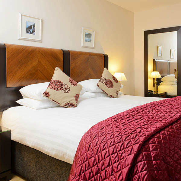 Sea-View Junior Suite at Greenmount House B&B luxury accommodation