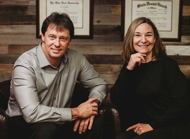 Photo of Dr. Walsh & Dr. Kalec