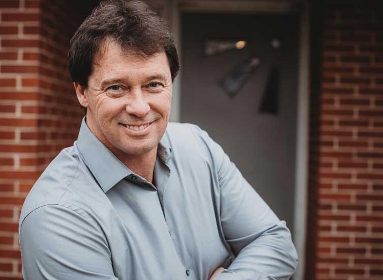 Photo of Dr. Brian Walsh