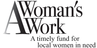 A Womans Work Logo