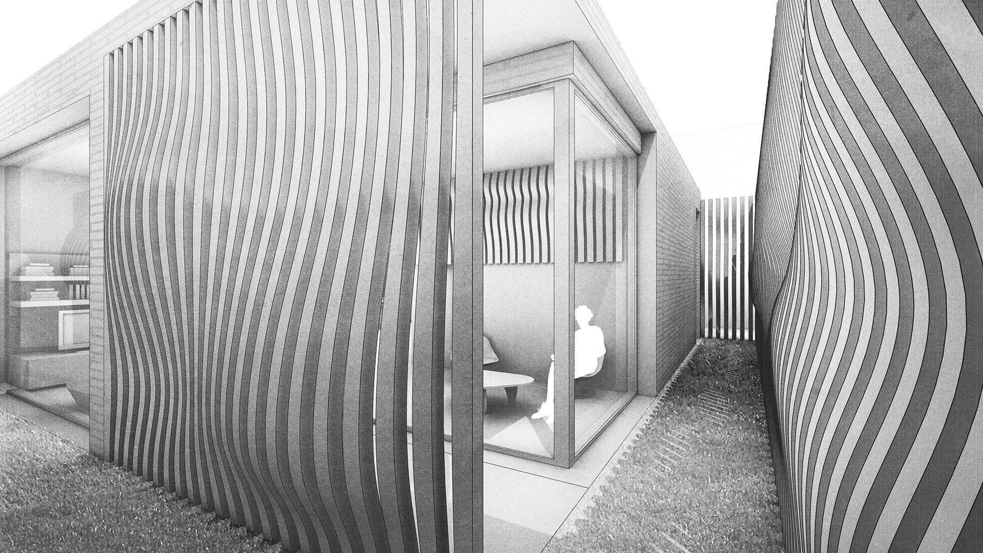 Bulwer Residence Exterior  — Timothy Mandody