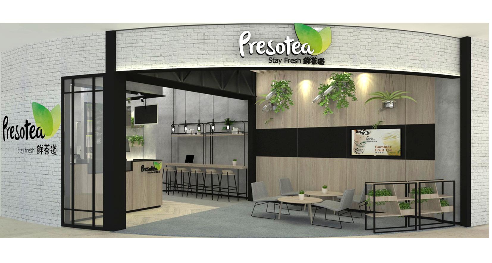 Quebec Presotea Franchise Store