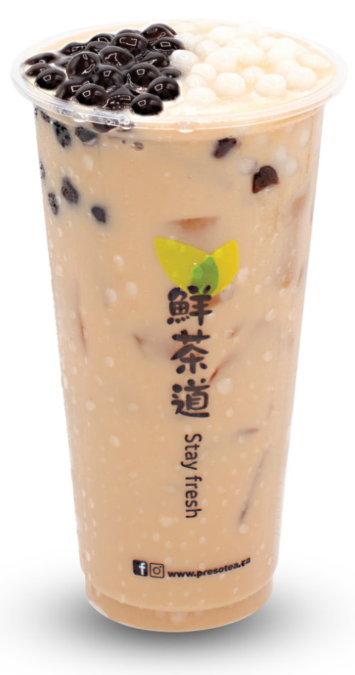 Presotea Panda Milk Tea