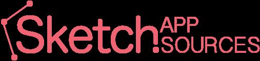 logo of the Sketch app sources website