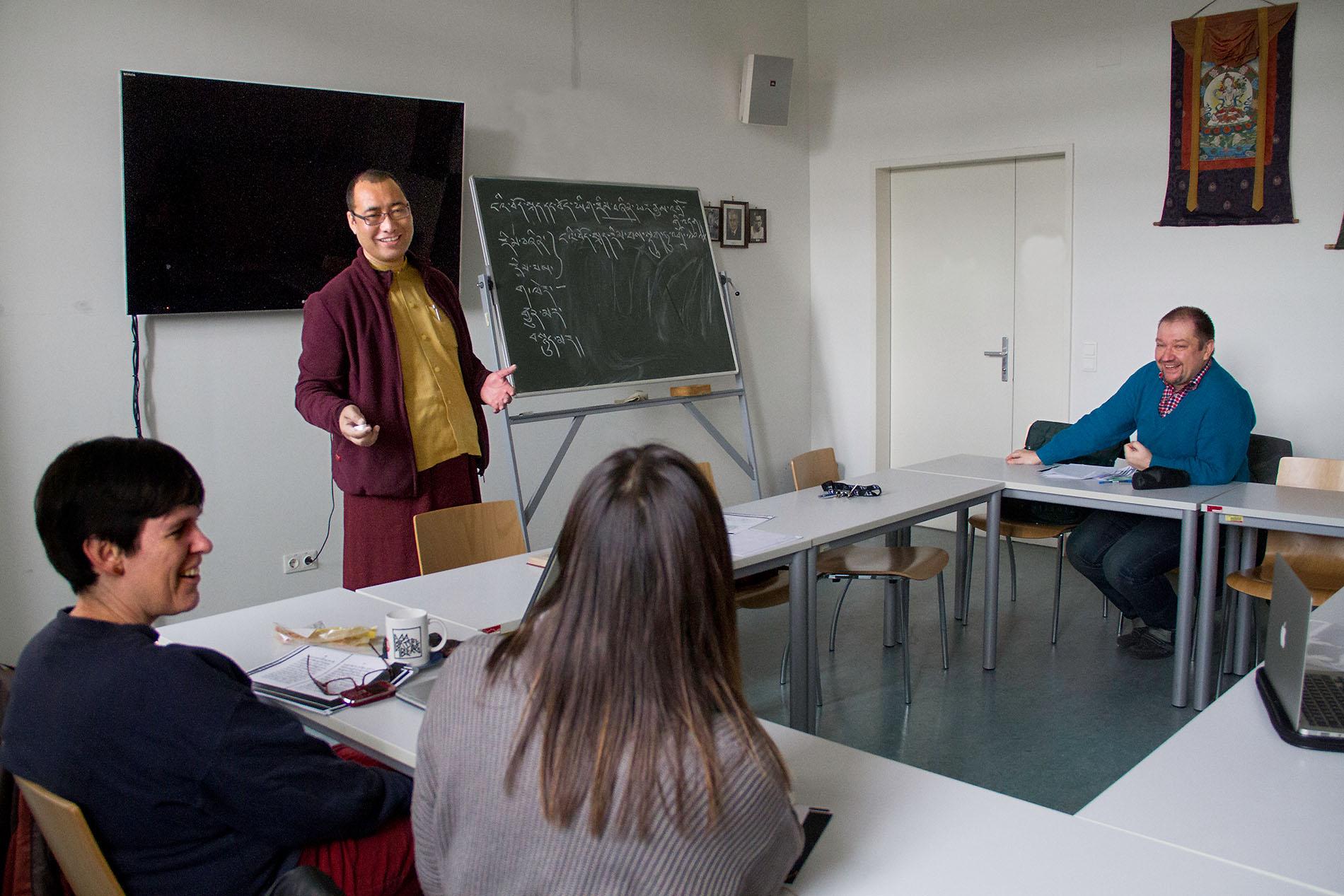 Unterricht an der Universität