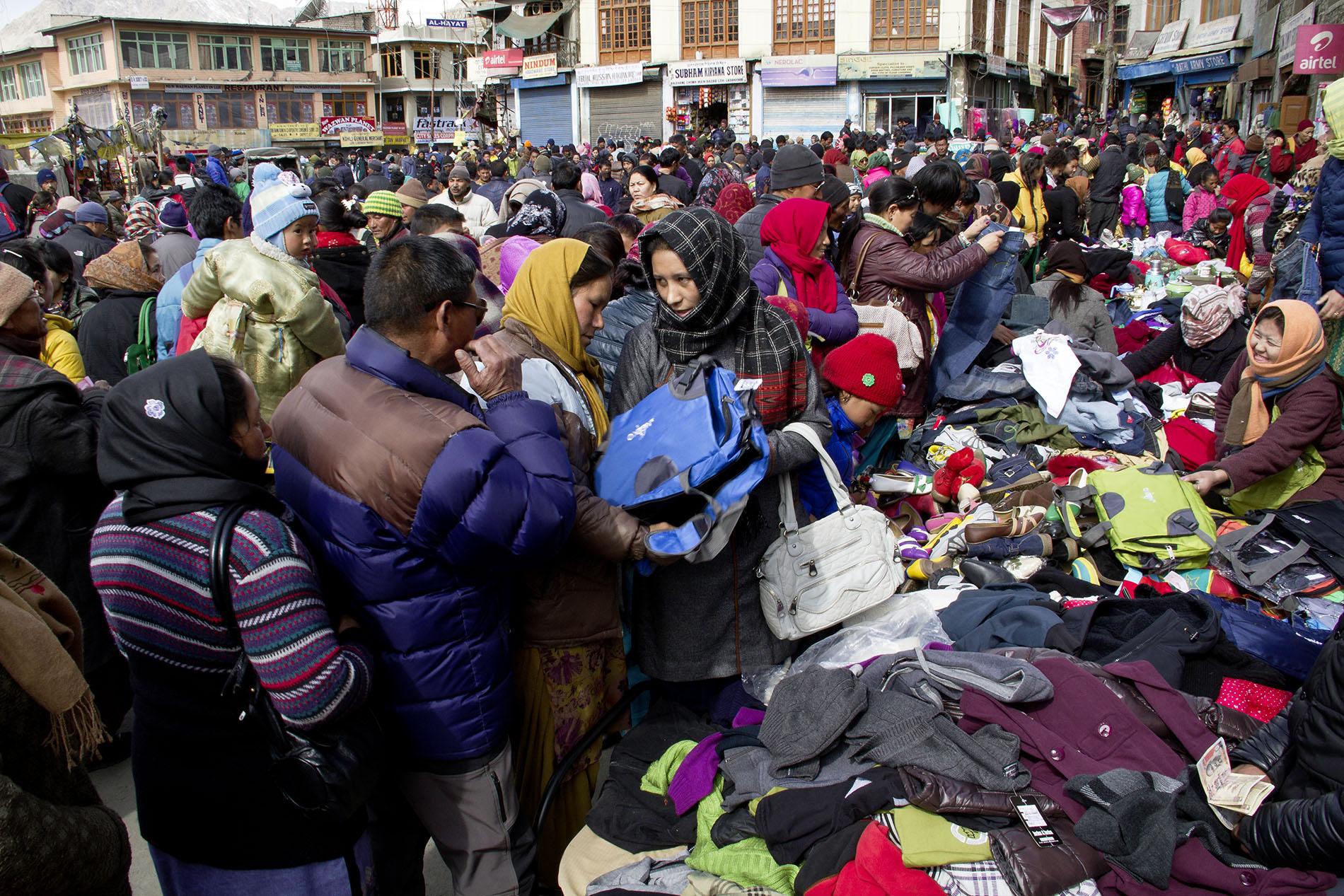 Shopping am Main Bazaar