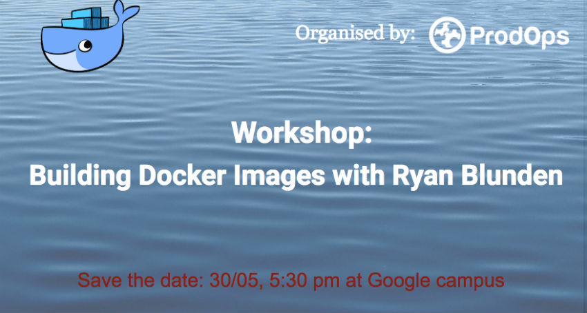 Building Docker Images with Ryan Blunden from Australia