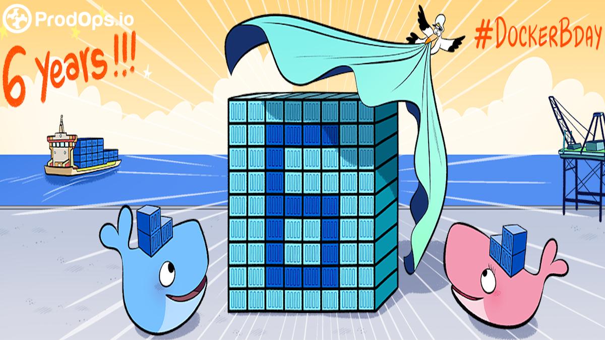 Docker's 6th Birthday celebration @ AppsFlyer Engineering