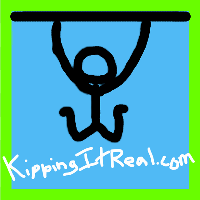 Kipping It Real logo