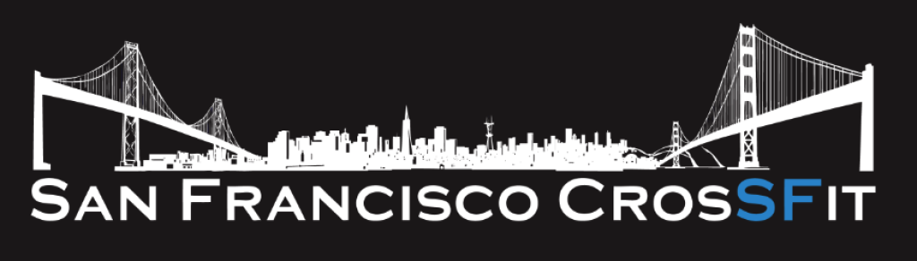 San Francisco CrossFit logo
