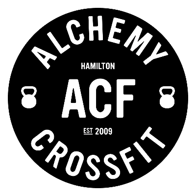 Alchemy CrossFit logo