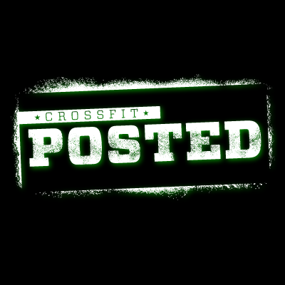CrossFit Posted logo