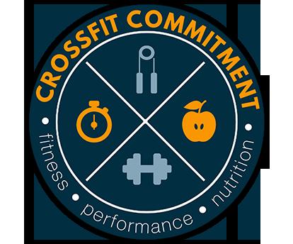 CrossFit Commitment Logo